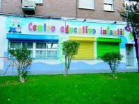Centro infantil carpinteria aluminio