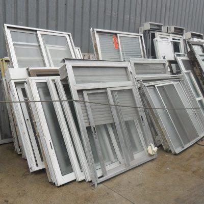 Ventanas aluminio usadas